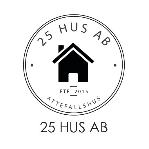 25 Hus AB behövde logotyp
